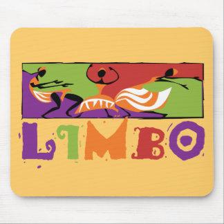 Caribbean Limbo Dance Mouse Pad