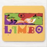 Caribbean Limbo Dance Mouse Pads