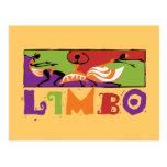Caribbean Limbo Dance Postcards