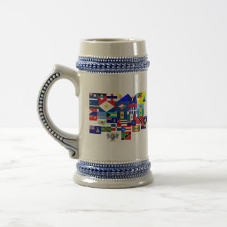 caribbean coffee mugs