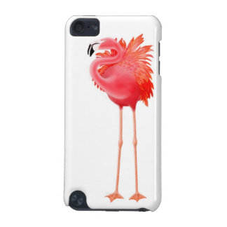 Caribbean Pink Flamingo iPod Touch Case