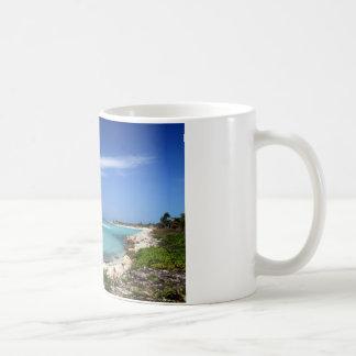 Caribbean Pirate Ship Coffee Mug