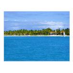 Caribbean Post Card