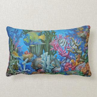 Caribbean Reef Pillow
