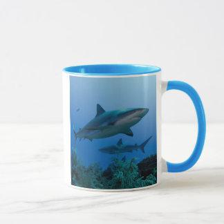 Caribbean Reef Shark Jardines de la Reina Mug