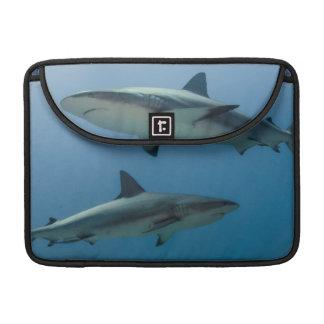 Caribbean Reef Shark Sleeves For MacBook Pro