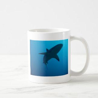 Caribbean Reef Shark Coffee Mugs
