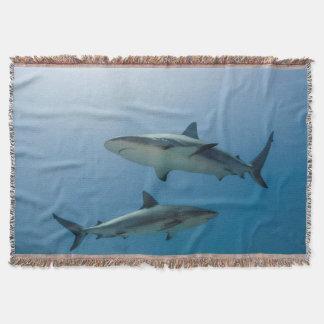 Caribbean Reef Shark Throw
