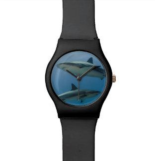 Caribbean Reef Shark Wristwatch