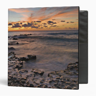 Caribbean Sea, Cayman Islands. Crashing waves 2 Binder