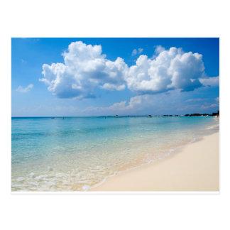 Caribbean - Seven Mile Beach - Cayman Islands Postcard