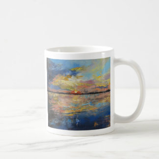 Caribbean Sky Coffee Mug