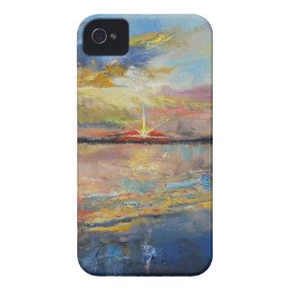 Caribbean Sky iPhone 4 Cover