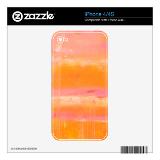 Caribbean Sky Skins For The iPhone 4S