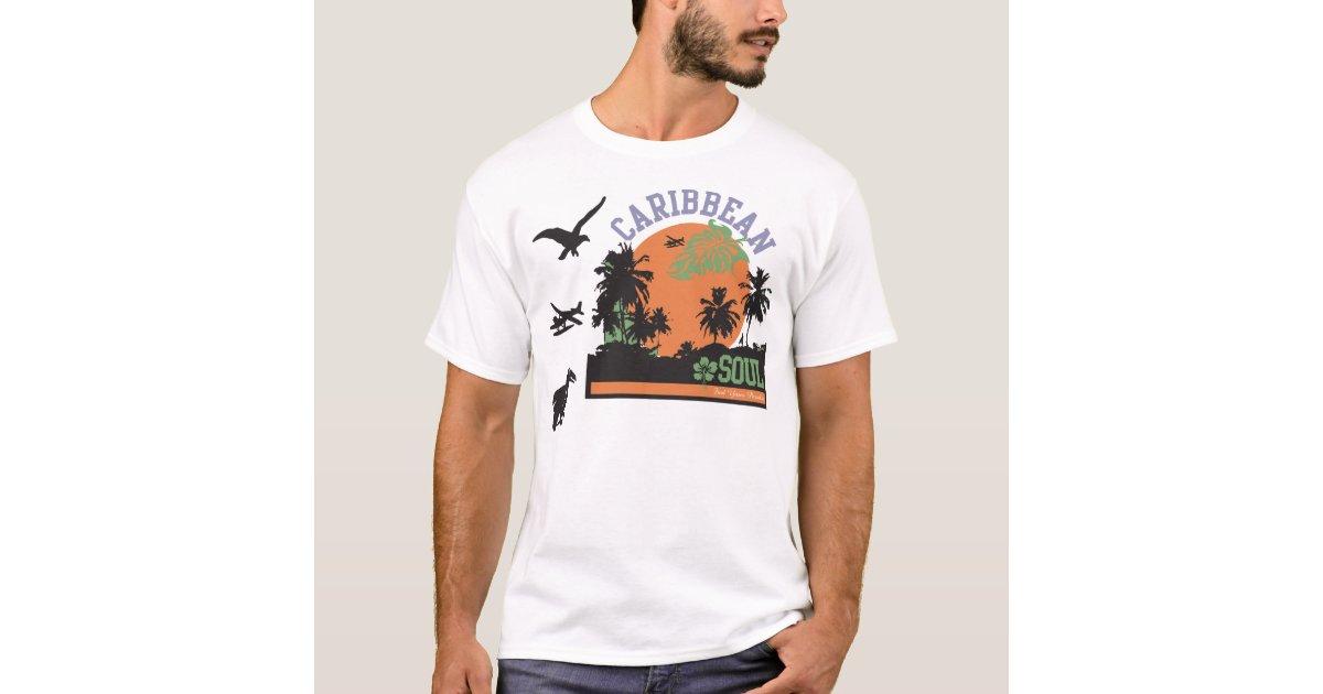 Caribbean Soul: Caribbean Soul T-Shirt
