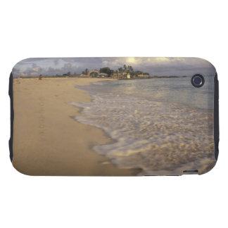Caribbean, St. Martin (St. Maarten). Maho Bay Tough iPhone 3 Cases