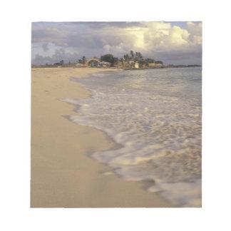 Caribbean, St. Martin (St. Maarten). Maho Bay Notepad
