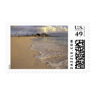 Caribbean, St. Martin (St. Maarten). Maho Bay Postage