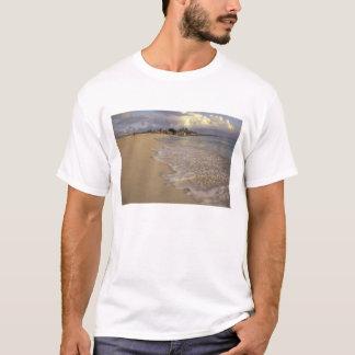 Caribbean, St. Martin (St. Maarten). Maho Bay T-Shirt