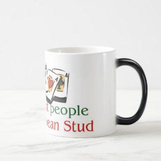 Caribbean Stud Poker morphing mug