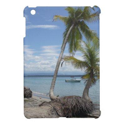 caribbean summer iPad mini cases
