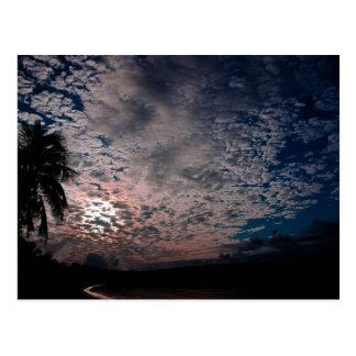 Caribbean Sunrise 01 Postcard