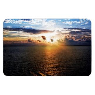 Caribbean Sunrise Magnet
