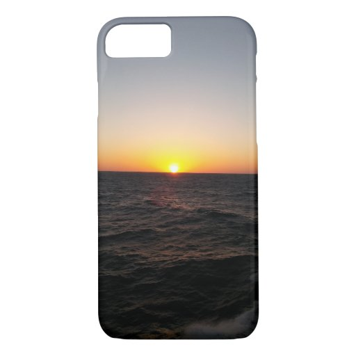 Caribbean Sunset iPhone 8/7 Case