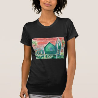 Caribbean Sunset ENHANCED T-Shirt