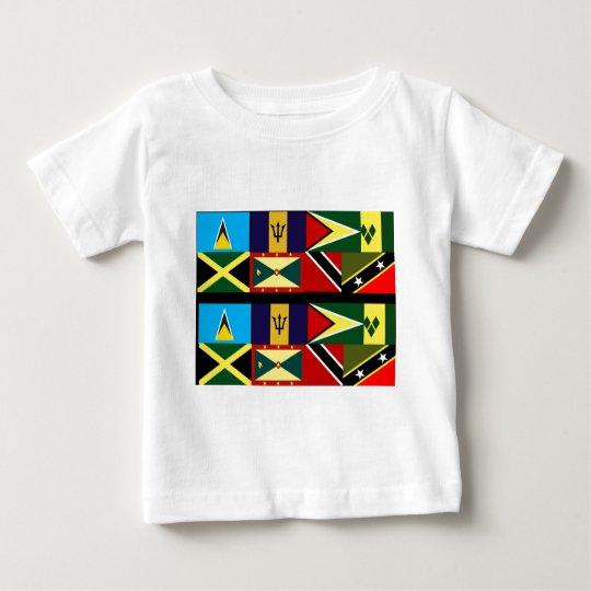 Caribbean t-shirts