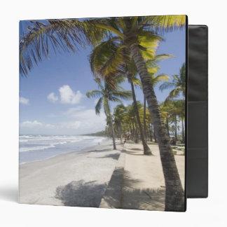 Caribbean - Trinidad - Manzanilla Beach on 3 Ring Binder