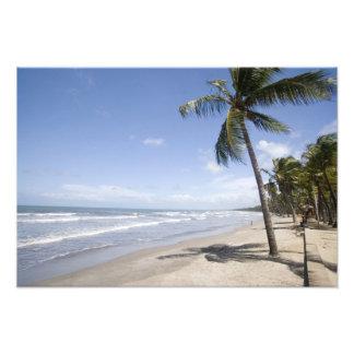 Caribbean - Trinidad - Manzanilla Beach on Photo Print