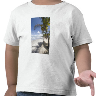 Caribbean - Trinidad - Manzanilla Beach on Tee Shirt