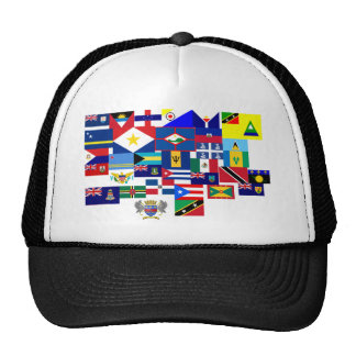 caribbean trucker hats