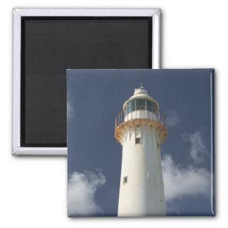 Caribbean, TURKS & CAICOS, Grand Turk Island, 2 2 Inch Square Magnet