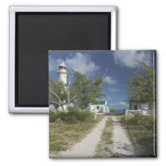 Caribbean, TURKS & CAICOS, Grand Turk Island, 3 Magnet