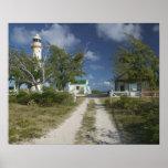Caribbean, TURKS & CAICOS, Grand Turk Island, 3 Print