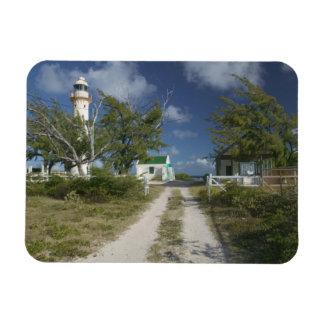 Caribbean, TURKS & CAICOS, Grand Turk Island, 3 Rectangular Photo Magnet