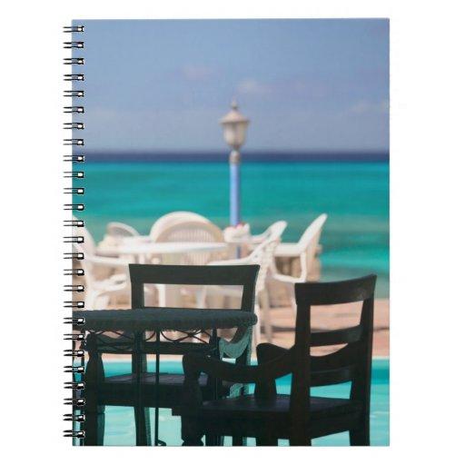 Caribbean, TURKS & CAICOS, Grand Turk Island, Spiral Note Book