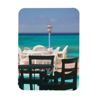 Caribbean, TURKS & CAICOS, Grand Turk Island, Rectangular Photo Magnet