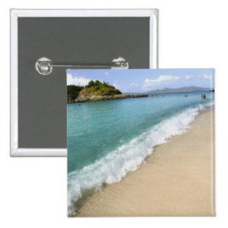 Caribbean, U.S. Virgin Islands, St. John, Pins