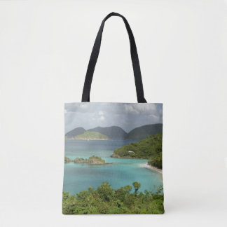 Caribbean, U.S. Virgin Islands, St. John Tote Bag