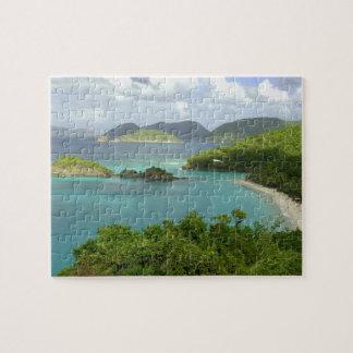 Caribbean, U.S. Virgin Islands, St. John, Trunk 2 Jigsaw Puzzle