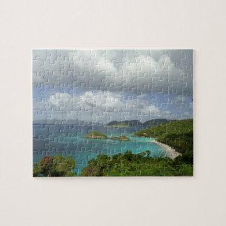 Caribbean, U.S. Virgin Islands, St. John, Trunk 3 Jigsaw Puzzle