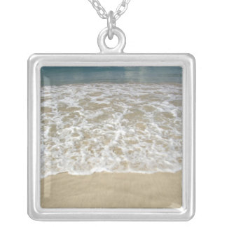 Caribbean, U.S. Virgin Islands, St.Thomas, 2 Silver Plated Necklace