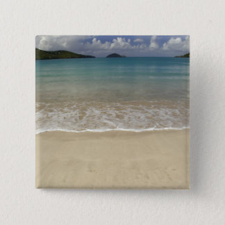 Caribbean, U.S. Virgin Islands, St.Thomas, 5 Pinback Button