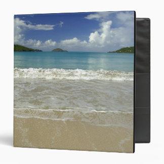 Caribbean, U.S. Virgin Islands, St.Thomas, 6 Vinyl Binders