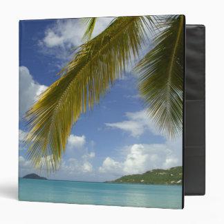 Caribbean, U.S. Virgin Islands, St.Thomas, Vinyl Binder