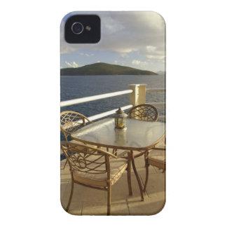 Caribbean, U.S. Virgin Islands, St. Thomas. View iPhone 4 Cover
