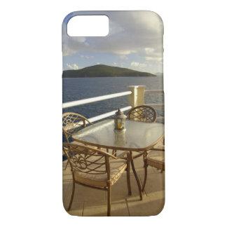 Caribbean, U.S. Virgin Islands, St. Thomas. View iPhone 7 Case